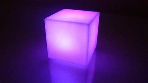 led decorations led cube table decoration light up table decoration for
