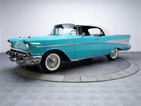 1957 chevy bel air convertible 1957 chevrolet bel air convertible fuel injection 2434 1067d
