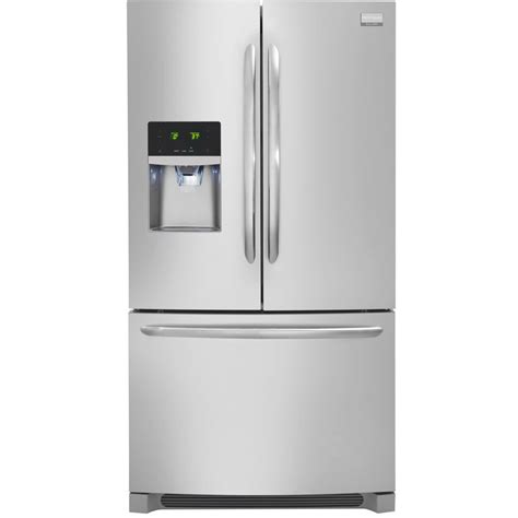 door fridge with maker shop frigidaire gallery 27 86 cu ft door