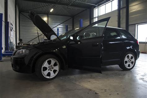 Audi A3 2 0 Tfsi Chiptuning by Chiptuning Audi A3 2 0 Fsi 150 Ps 8p 2003 2008