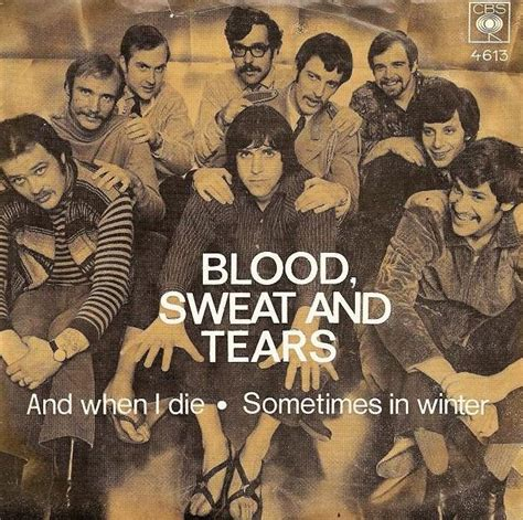 blood sweat and tears and when i die 45cat blood sweat and tears and when i die