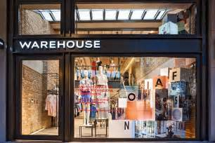 warehouse flagship store by brown studio london 187 retail