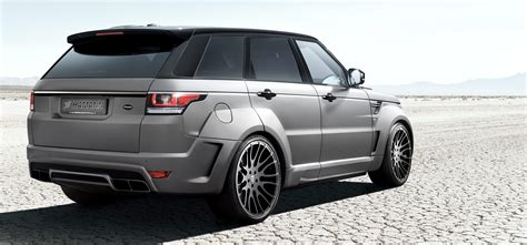 land rover hamann range rover sport widebody hamann motorsport uk