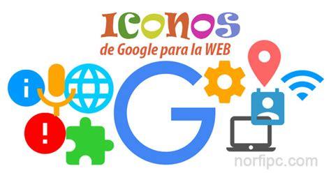 imagenes iconos web iconos oficiales de google para la web para copiar o