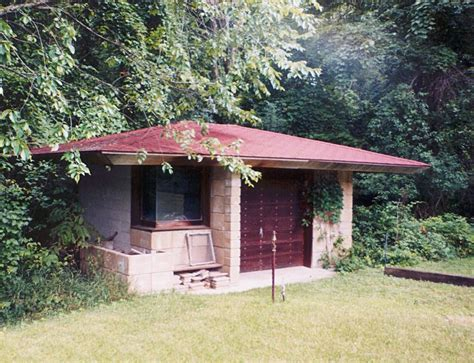 Frank Lloyd Wright Garage by 1000 Images About Frank Lloyd Wright Usonian Homes On
