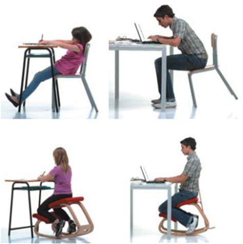 sgabello ergonomico per pc sgabello basculante per scrivania variable balans 174 di