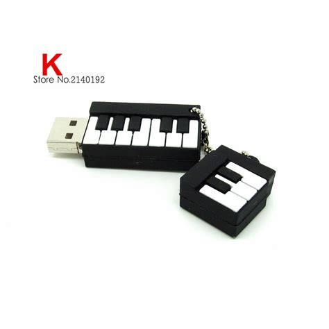 Flash Disk Piano 16gb usb flash drives themed 10 style choices cool products store