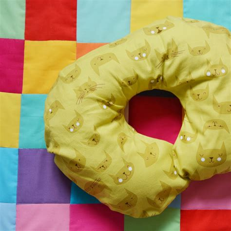 Tummy Time Pillows by Tummy Time Pillow Diy Archives Hello Hooray