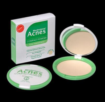 Bedak Jerawat Acnes rekomendasi bedak untuk kulit berjerawat meramuda