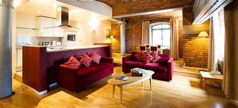 Apartment Hotel In 4 Apartment Hotels Manchester City Centre Luxury
