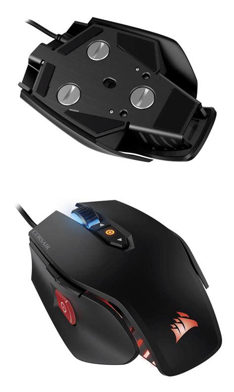 Corsair Gaming Mouse M65 Pro Rgb Ch 9300011 Na corsair gaming m65 pro rgb fps optical gaming mouse black ch 9300011 ap pc gear