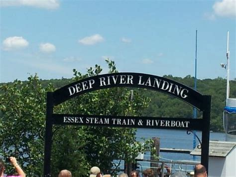 boat tours in ct deep river landing picture of essex steam train