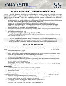 Community Specialist Cover Letter by Outreach Coordinator Resume Technology Coordinator Resume Free Resume Exle And Writing