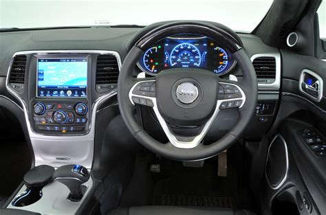 jeep grand dashboard jeep grand review 2017 autocar