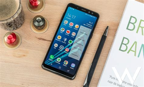 Samsung A8 Series 2018 samsung galaxy a8 2018 review a series in het nieuw want