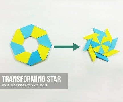How To Make An Origami Transforming - how to make an origami transforming all