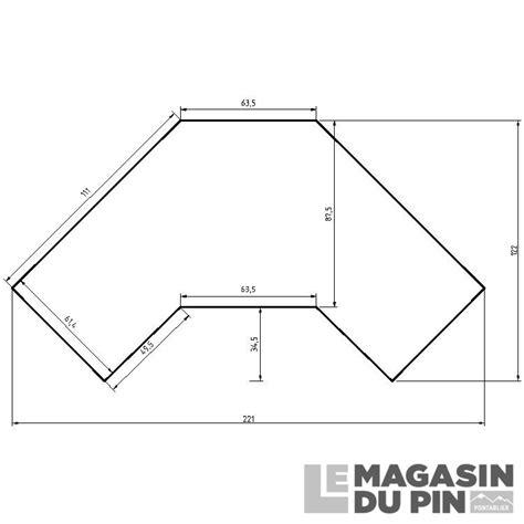 Plan Bureau D Angle by Exceptional Plan Bureau D Angle 4 Le Bureau Et Le Plan