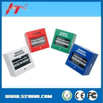 Emergency Exit Panic Button emergency glass switch exit panic button switch push