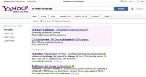 Yahoo Search Germany Auctionata Appeals Trademark Infringement Ruling Artnet News