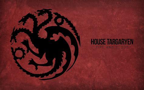 house of targaryen targaryen sigil wallpaper wallpapersafari