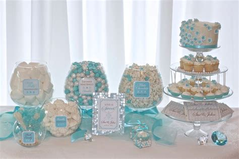 Baby Shower Table by 33 Blue Theme Table Ideas