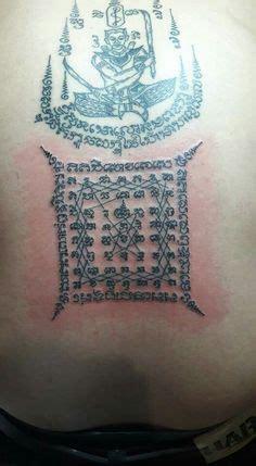 naga tattoo review tattoo thai style sak yant pinterest
