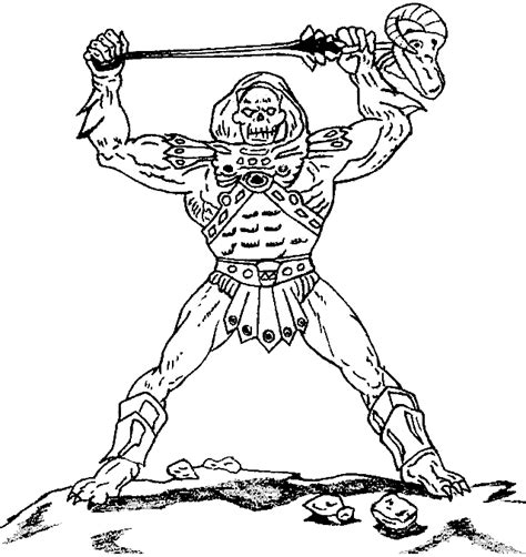 He Man Coloring Pages He Man Coloring Pages Kids He Coloring Pages