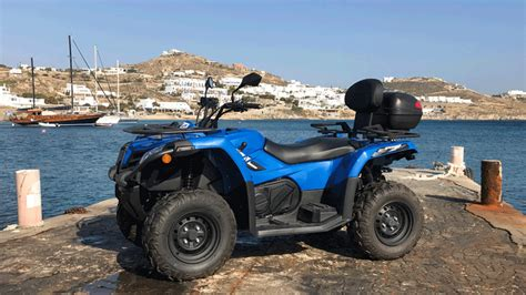 car rental mykonos mykonos car rental car rental mykonos atv