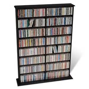 Dvd Rack Wall Prepac Double Width Wall Rack Cd Amp Dvd Media Storage Ebay