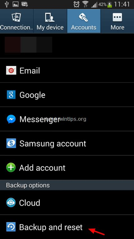 reset android factory defaults reset android to factory default settings how to
