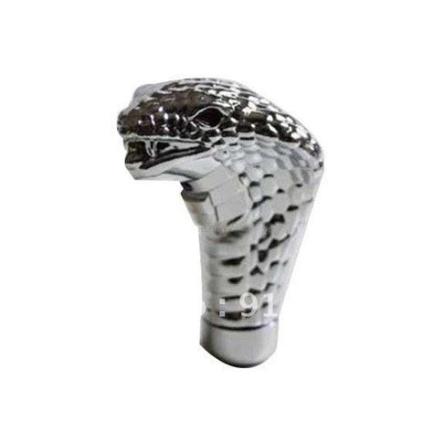 aliexpress buy cool shift knobs sliver cobra manual