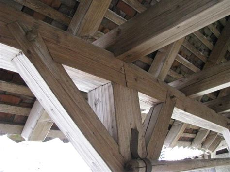 Mortise Tenon Joined Barn Timber Frame 17 Best Images About Timber Frame On Japanese
