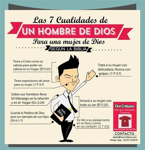 hombres importantes de la biblia comparto con ustedes quot las 7 cualidades de un hombre de