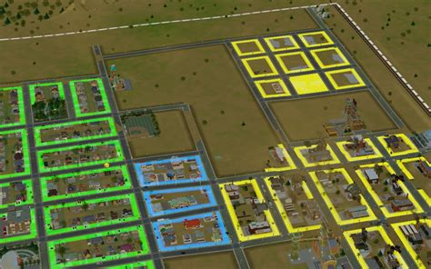 simcity zone layout simcity educator review