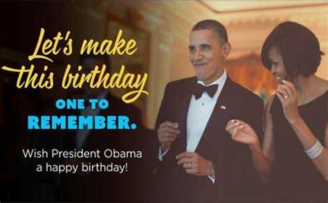 Happy Birthday Wishes For Ceo Obama S A Groovy Birthday Boy Click To Wish Us President