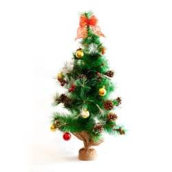 how to decorate small christmas tree