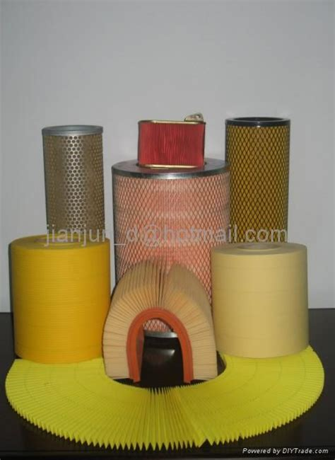air fuel filter paper wood air fuel filter paper wood pulp djj china manufacturer filters machinery products