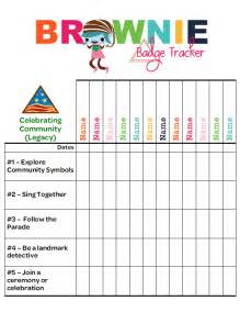 brownie scout badges on pinterest
