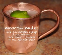 being lovely moscow mule