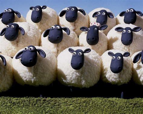 film kartun kambing wallpaper shaun the sheep december 2011