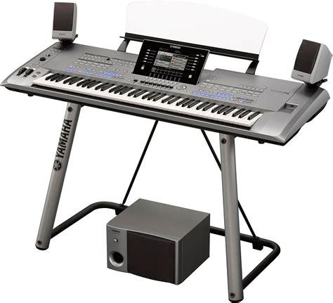 Keyboard Yamaha Tyros yamaha tyros 5 61 and 76 key models announced piano and