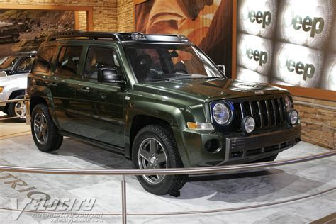 2005 Jeep Patriot Picture Of 2005 Jeep Patriot