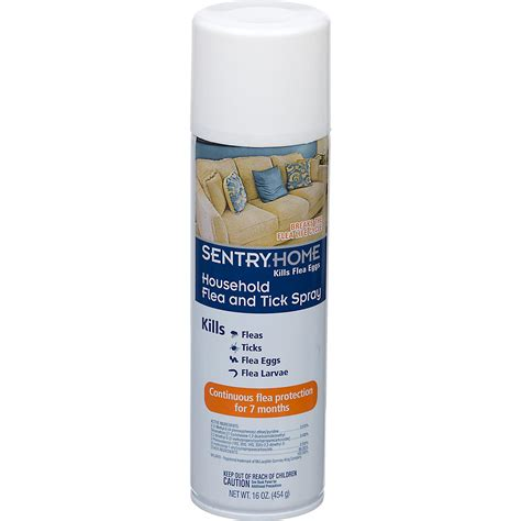 sentryhome household flea tick spray petco