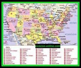 carte 233 tats unis 187 vacances arts guides voyages