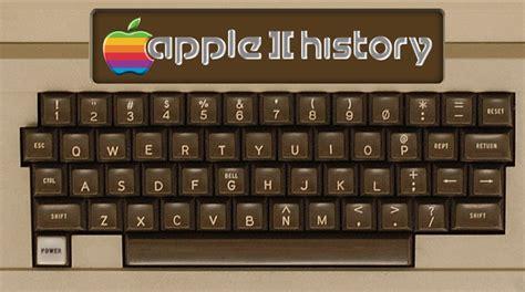 apple history apple ii influences 1986 apple ii history