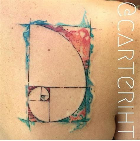 watercolor tattoos columbus ohio 1000 ideas about golden ratio on