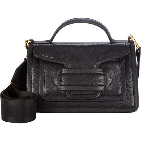 Guess Who Hardy Purse by Hardy Flap Front Shoulder Bag In Black Lyst