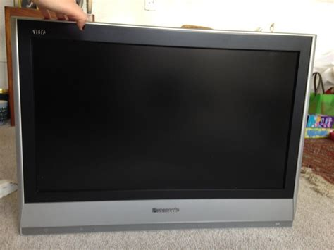 Tv Lcd Panasonic panasonic tx 26lxd60 26 quot widescreen viera hd ready lcd