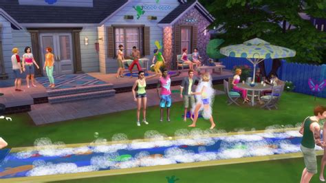 backyard stuff the sims 4 backyard stuff live stream replay sims