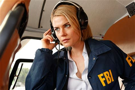 what is the female fbi agent in blacklist scifi vision scifi vision
